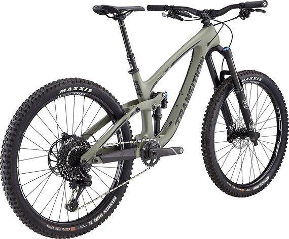 Transition Bikes Komplettbike Patrol Carbon X01 - grau