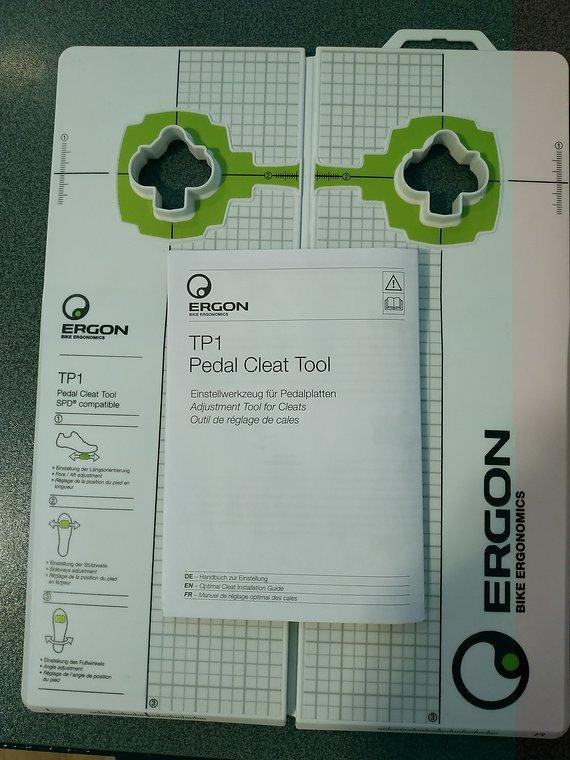 Ergon Cleat Tool SPD TP1