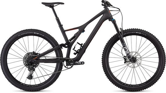 Specialized [ S A L E ] Stumpjumper Comp Carbon 29 SATIN CARBON / ROCKET RED M