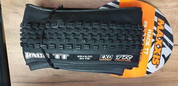Maxxis Race TT 29x2.00 Reifen Tubelessready Faltreifen Neu