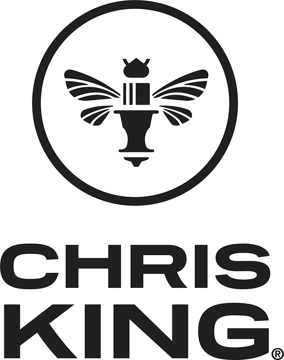 Chris King Aufkleber decal Biene
