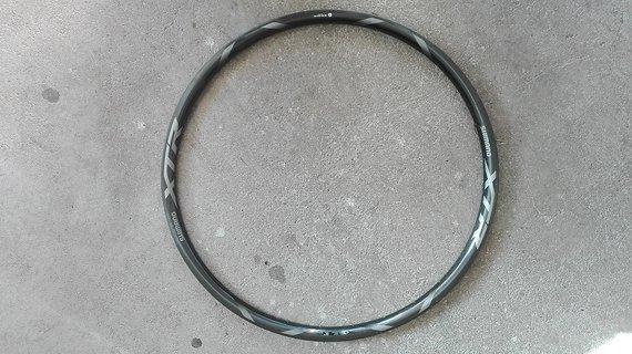"""Shimano XTR Tubular Carbon Felge 29"""" 700C neuwertig"""