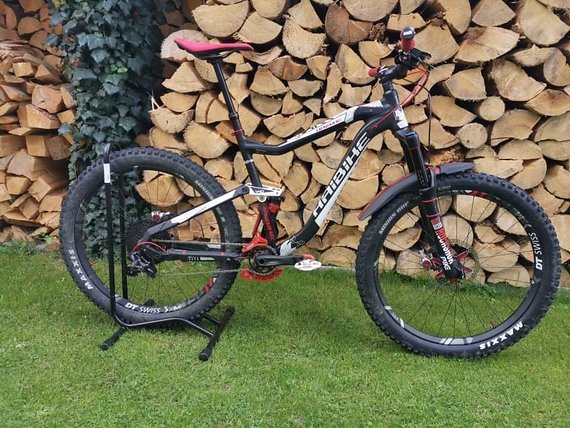 Haibike Q.AM PLUS 7.10 48 / L Formula Racing bremsen, SRAM X1 und Rock Shox PIKE