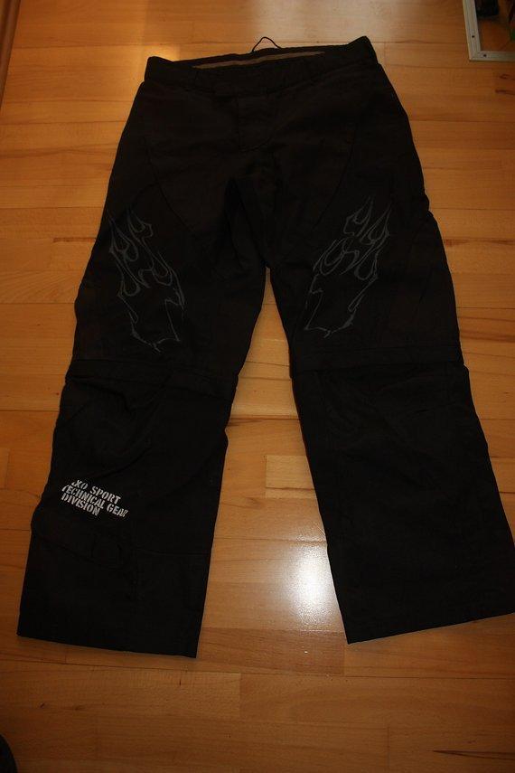Fox Shorts Hose  für den Einsatz von Enduro bis Downhill