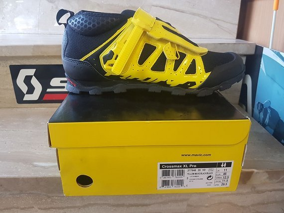 Mavic Crossmax Xl Pro Mtb Schuhe Mavic Crossmax XL Pro
