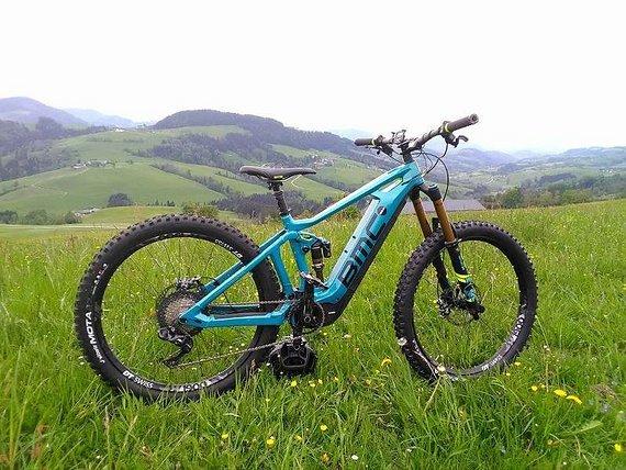 BMC Trailfox AMP SX Modell 2019 Small E-Bike (mit Rechnung aus 2019 in Wien)