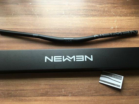 Newmen Cube Advanced Carbon Lenker 750 mm - 31,8 mm