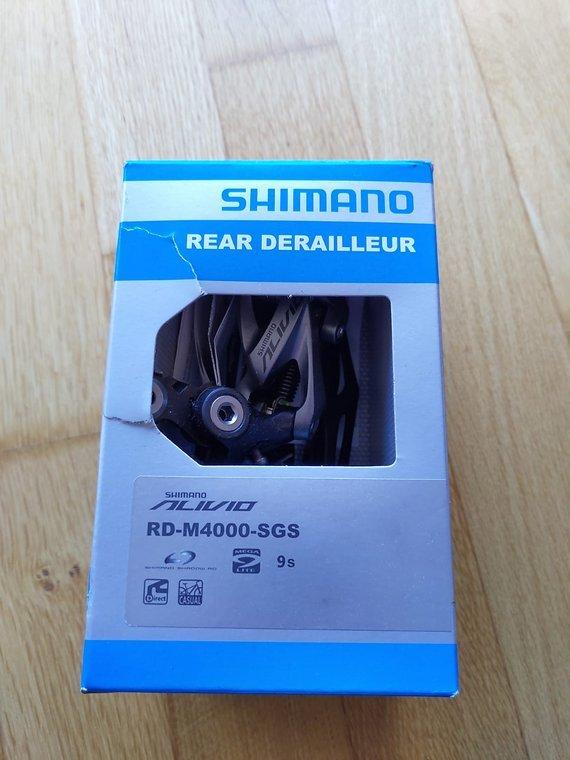 Shimano Alivio RD-M4000-SGS