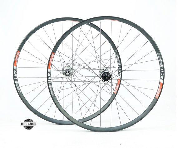 """DT Swiss EX 511 Laufradsatz 27,5""""/29"""" mit Industry Nine Hydra Boost Naben / Bike-Lädle Laufradbau"""