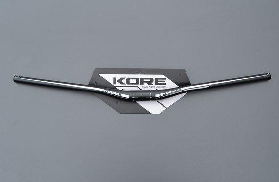 Kore TORSION Riser Bar Mountainbike Lenker 35mm black 800mm Rise 20mm
