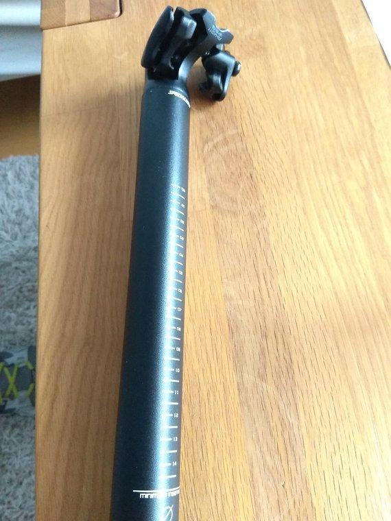 Spezialized Sattelstütze 30.9mm 34 cm NEU