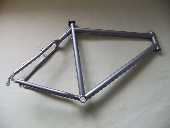 Merlin Tayga Titan MTB Rahmen