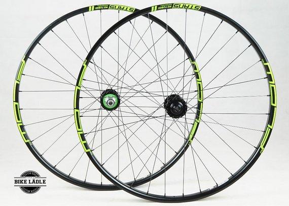 """Notubes ZTR Flow MK3 Laufradsatz 26"""" / 27,5"""" / 29"""" mit Hope Pro 4 EVO Naben / Bike-Lädle Laufradbau"""