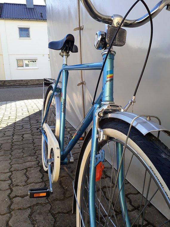 Jungherz Cityrad 26 Zoll