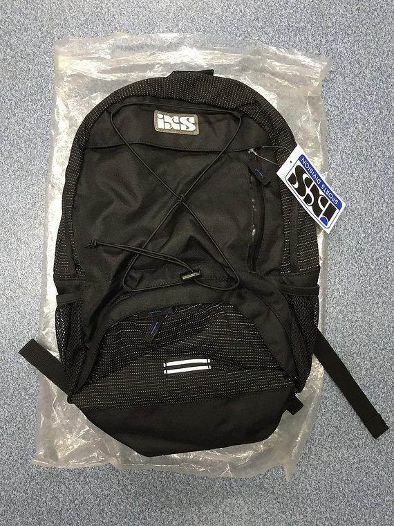 IXS X-Plorer 20l Rucksack schwarz NEU & OVP