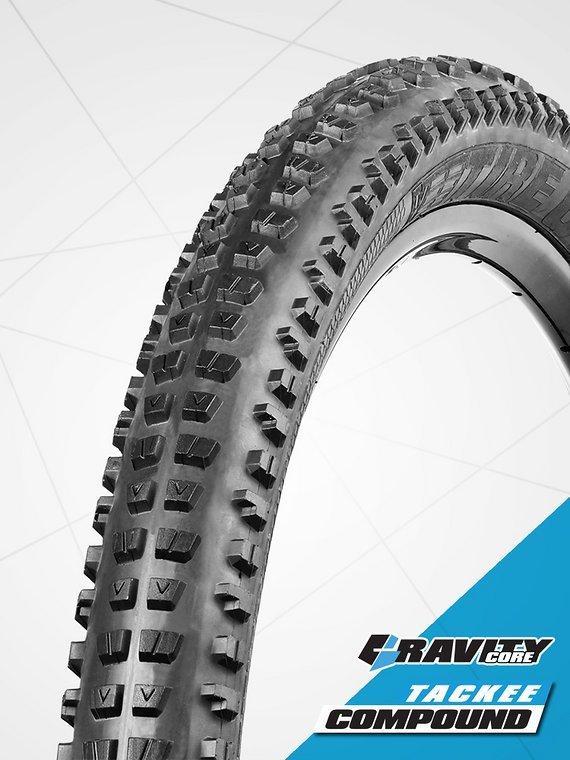 Vee Tire Co Fluid 26 x 2.35 Gravity Core