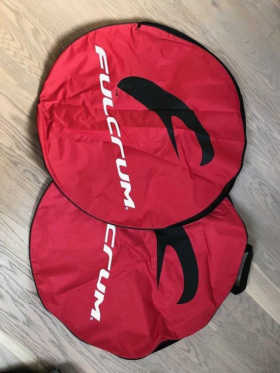 Fulcrum Laufradtaschen Paar