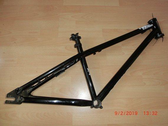 "NS Bikes Suburban 26"" Frameset"