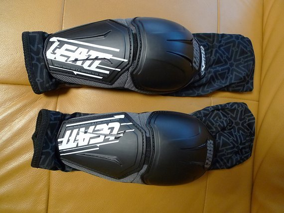 Leatt HARDSHELL ELBOW GUARD L/XL NEU