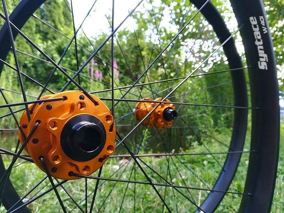 "Syntace W40i | Hope | Hexenwerk LR | Bikepacking | Plusbikes | 29/27,5""/ Mullet"