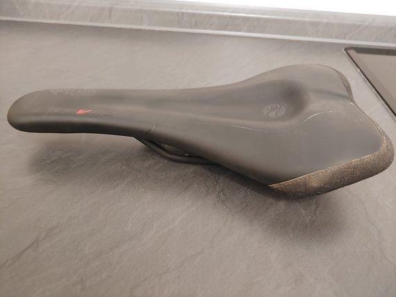 SQlab 611 Ergowave Liteville Carbon Sattel 130 mm