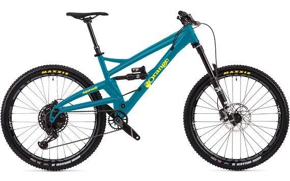 Orange Bikes Alpine 6 Pro MY2019