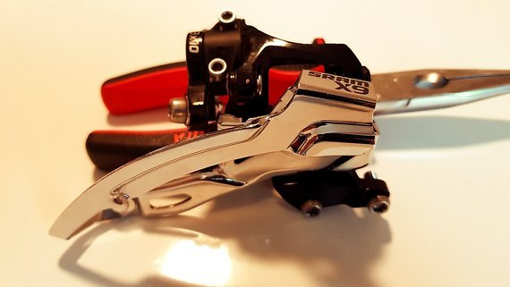 SRAM X9 3x10/S3/Low Direct Mount/Top Pull NEW!