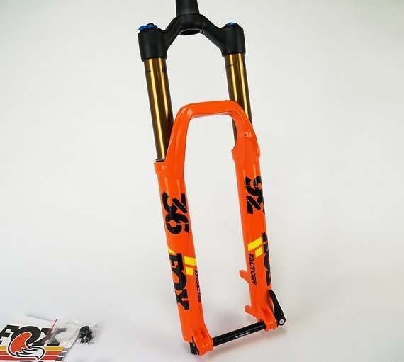 Fox  Racing Shox Fox 36 Factory FLOAT 29 150 FIT 4 Orange Boost Offset 44 Modell 2019