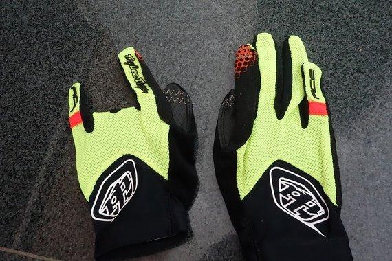 Troy Lee Designs Ace women Handschuh Gr. S/8 NAGELNEU