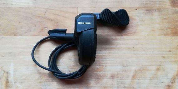 Shimano STePS SW-E8000 - Di2 links Schalter/Trigger für E-MTB