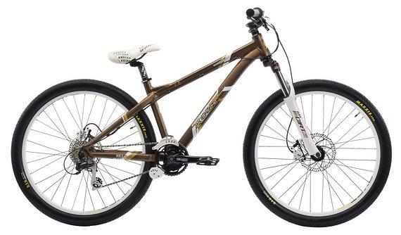 Bergamont Kiez 040 2011 Dirtbike ( guter Zustand )