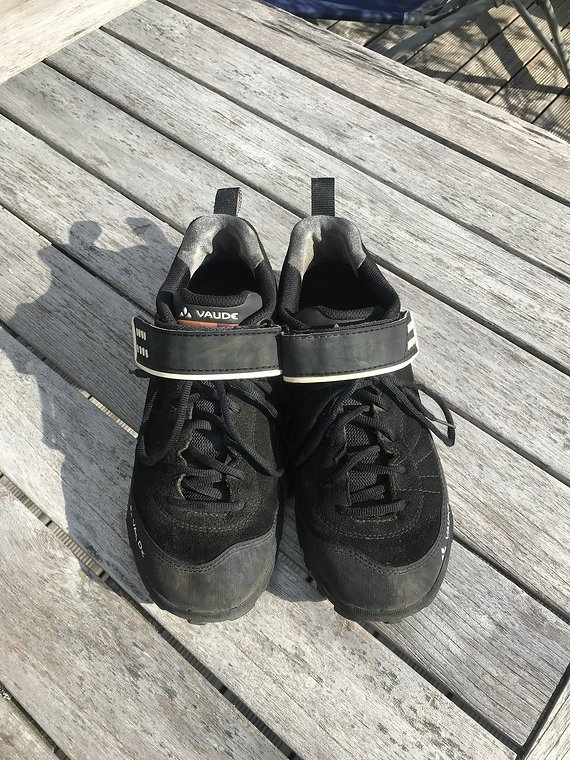 Vaude Moab AM Low Mountainbike Schuhe Gr. 40