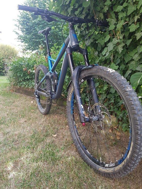 Radon Bikes Radon Swoop 170 8.0 TOP ZUSTAND incl. Rechnung (Garantie)