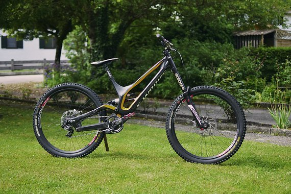 Specialized Demo 8 S-Works Carbon, L, 650B