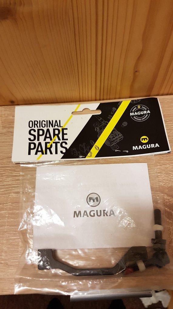 Magura Adapter QM40 für PM auf PM 180 mm / 160 mm *NEU*