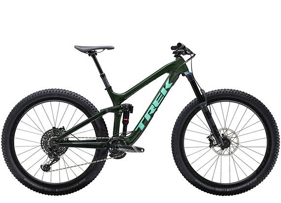 Trek Slash 9.8 British Racing Green 2019 19.5