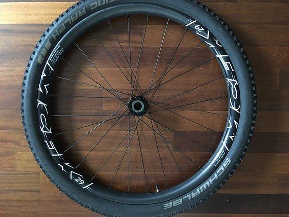 Mcfk Carbon Laufradsatz 29 ZollLaufradsatz tune