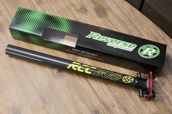 Reverse Components RCC309 Carbon Sattelstütze 30.9mm *NEU* versandkostenfrei