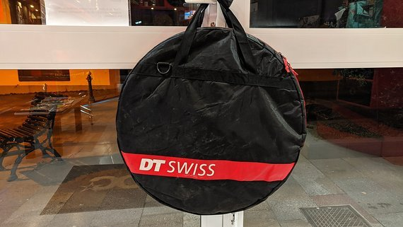 Dt Swiss + Campagnolo Laufradtaschen 650B Single