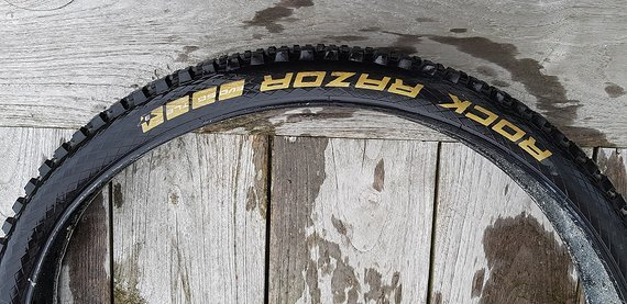 Schwalbe Magic Marry & Rock Razor