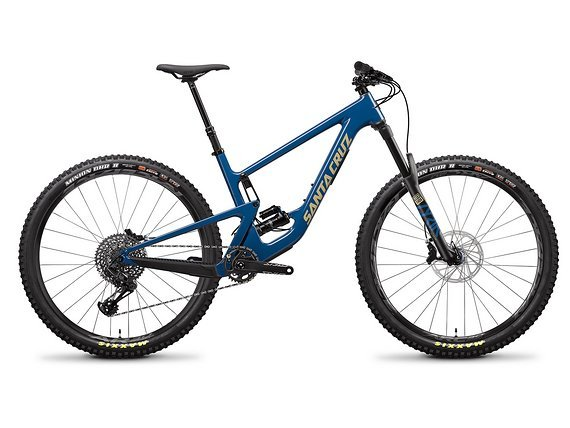 Santa Cruz Hightower Carbon C 2020 - S Kit - L - ab Lager!