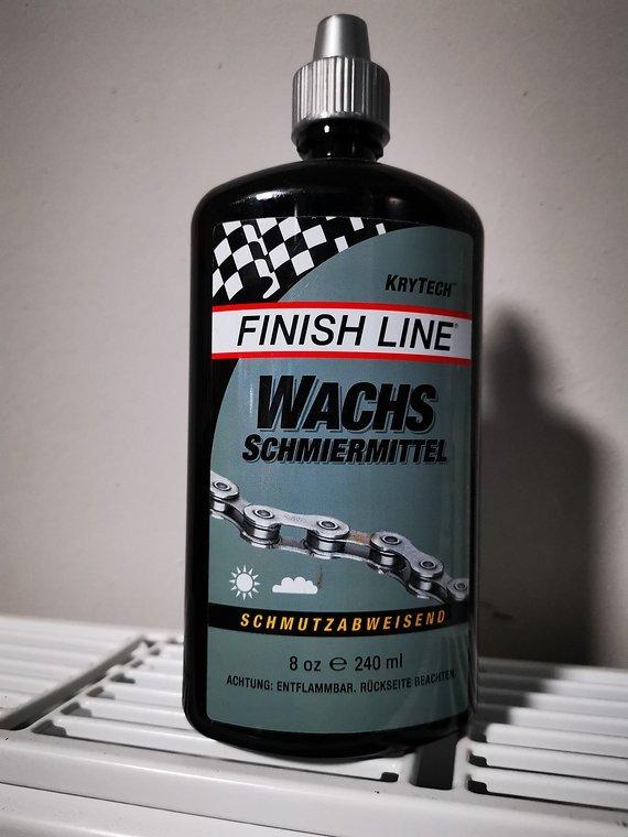 Finish Line Wachs Schmiermittel Krytech NEU
