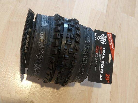 WTB Trail Boss 29x2.4 Tough Fast Rolling, Tritec