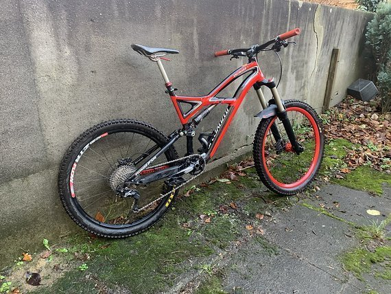 Specialized Enduro FSR Comp, L