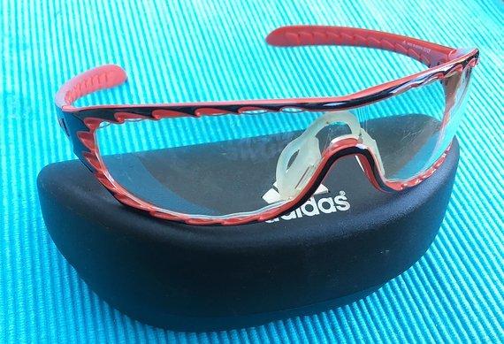 Adidas ClimaCool  Anti Fog Brille Gr. S.