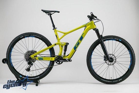 "GT Sensor Carbon Pro 29"" Trail Bike 2019 | Größe M | UVP 5.499 €"