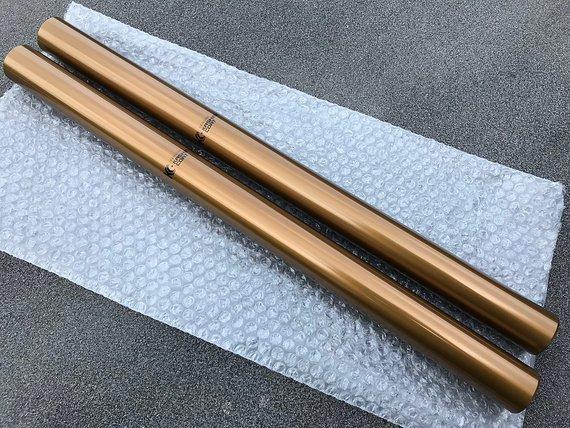 Fox 40 Standrohre Kashima *PAAR/Neuware*