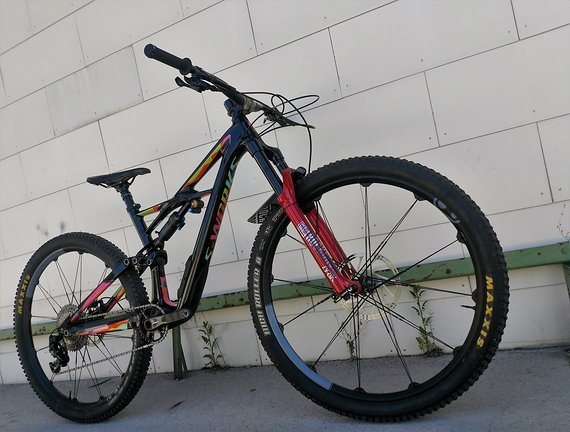 "Specialized Enduro S-Works 29"" ""M"" 2017"