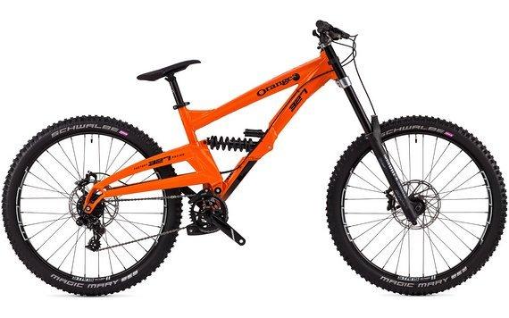 Orange Bikes 327 RS