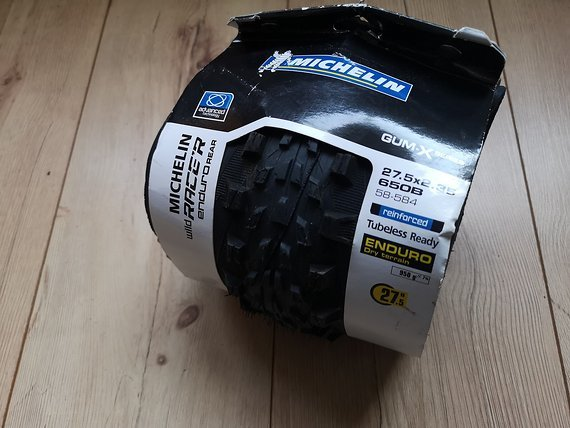 """Michelin Wild Race'R Enduro Rear 27,5"""" x 2.35 reinforced"""